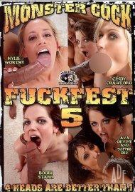 Monster Cock Fuckfest 5 image