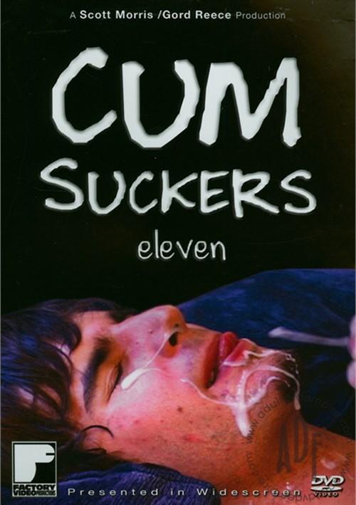 Cum Suckers 11 Boxcover