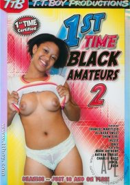 1st Time Black Amateurs 2 Porn Video