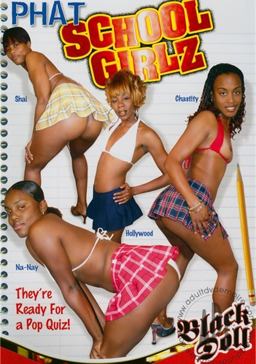 Phat School Girlz 2007  Adult Dvd Empire-2298