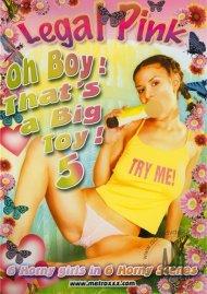 Oh Boy! That's A Big Toy! 5 Porn Video