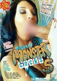 Filthy's Monster Cocks 5 Porn Video