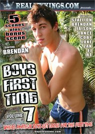 Boys First Time Vol. 7 Porn Video