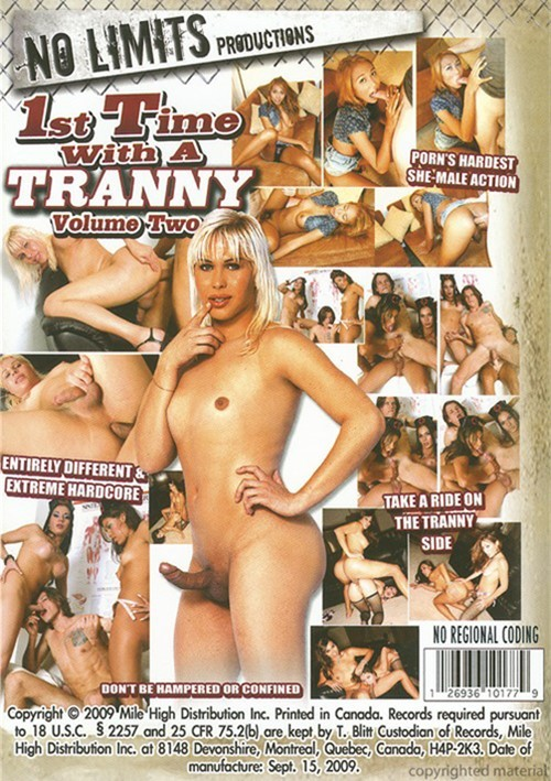 1st Time With A Tranny Vol 2 2009 Videos On Demand Adult Dvd