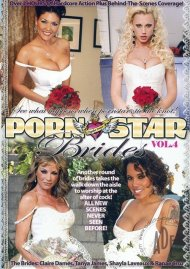 Porn Star Brides Vol. 4