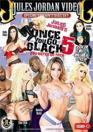 Once You Go Black...You Never Go Back 5 Porn Video