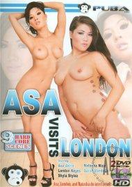 Asa Visits London