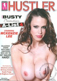 Busty Beauties: The A List 4 Porn Video