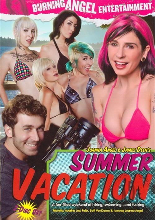 Joanna Angel & James Deens Summer Vacation