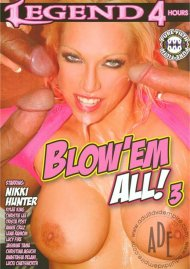 Blow'em All! 3 Porn Video