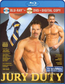 Jury Duty (Blu-Ray + DVD + Digital Copy Combo) Blu-ray