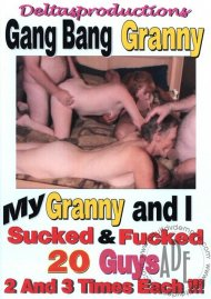 Gang Bang Granny Porn Video