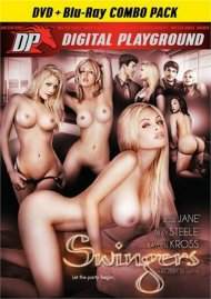 Swingers (DVD+ Blu-Ray Combo) Porn Movie
