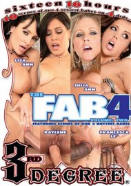 Fab 4, The: Vol. 2 Porn Movie
