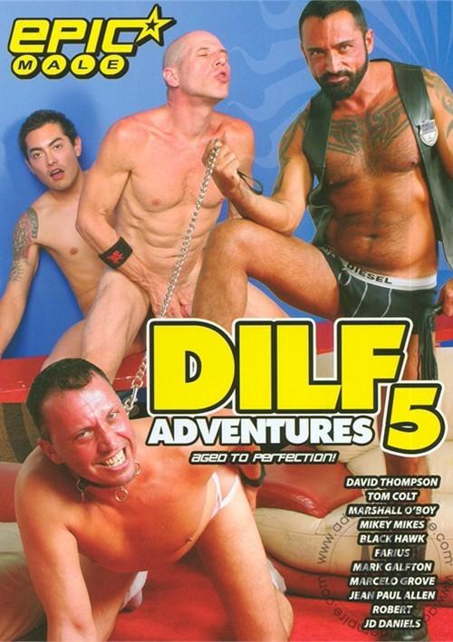 DILF Adventures 5 Boxcover