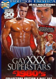 Gay XXX Superstars Of The 1980s