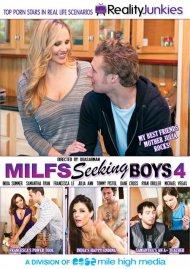 MILFS Seeking Boys 4 Porn Video