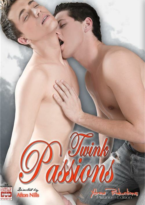 Twink Passions Boxcover