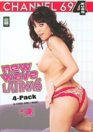 New Wave Latinas 4 Pack #2