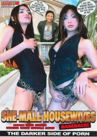 She-Male Housewives Bareback!