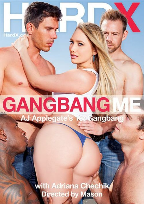 Gangbang Me porn video from HardX.