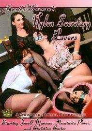 Jewell Marceau's Nylon Secretary Lovers Porn Video