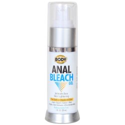 Anal Bleach Skin Lightening Gel - 1oz. Sex Toy