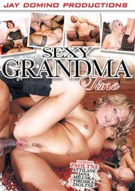 Sexy Grandma Time Porn Video
