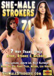 She-Male Strokers 71 Porn Video