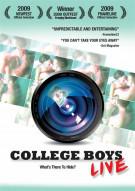 College Boys Live Gay Cinema Movie
