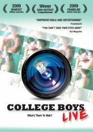 College Boys Live Gay Cinema Video