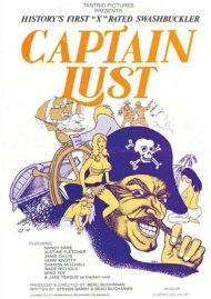 Captain Lust porn DVD from Music Video Distributors.
