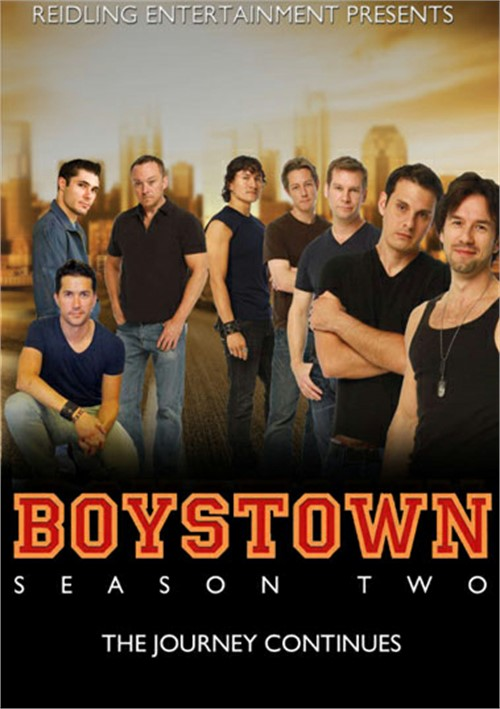 BoysTown: The Complete Second Season