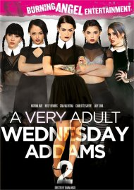 Very Adult Wednesday Addams 2, A Porn Movie