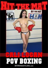 Cali Logan POV Boxing Porn Video