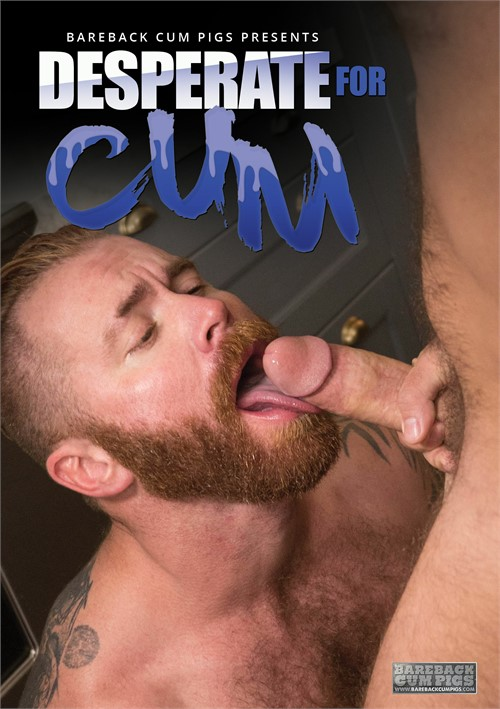 Desperate for Cum Boxcover