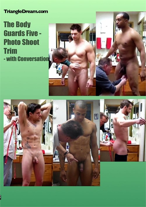 Body Guards Five, The: Photo Shoot Trim - with Conversation Boxcover
