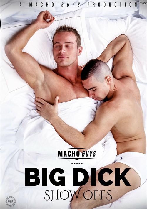 Big Dick Show Offs Boxcover