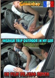 Sneaker Trip Outdoor in My Car Porn Video