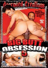 Big Butt Obsession 5 Porn Movie