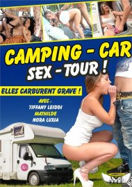 Camping Car Sex Tour! Porn Video