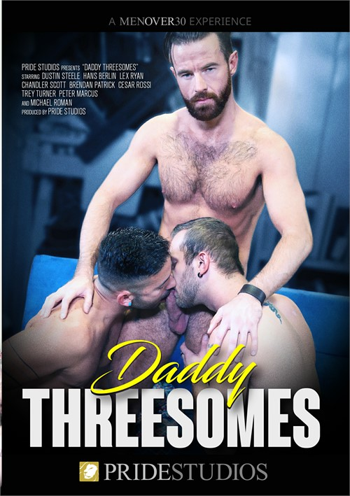 Daddy Threesomes Cover Front