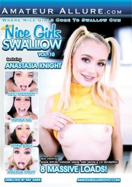Nice Girls Swallow Vol. 10