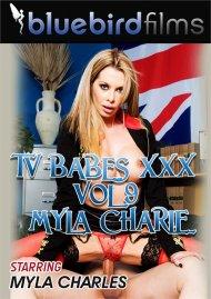 TV Babes XXX Vol 9: Myla Charlie Porn Video