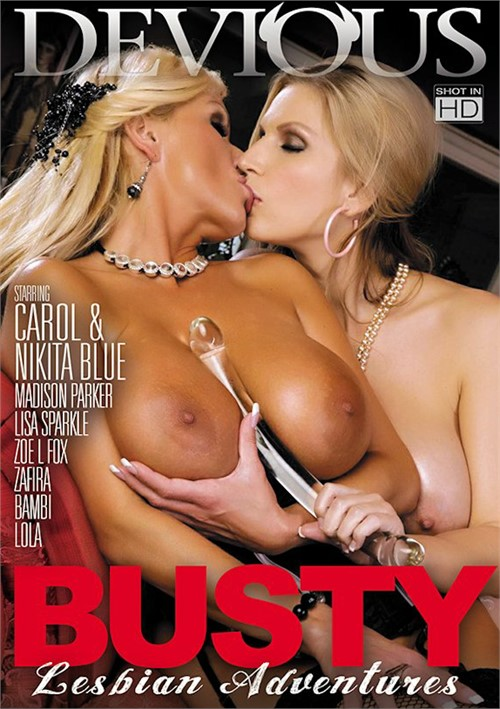 Busty Lesbian Adventures