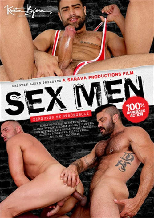 Sex Men Boxcover