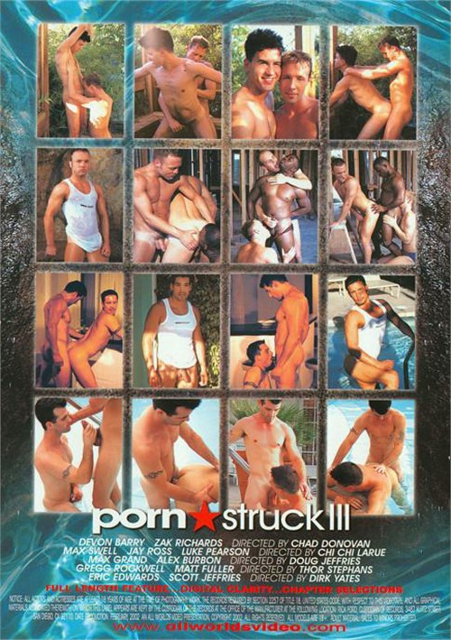 Porn Struck 3 Cover Front