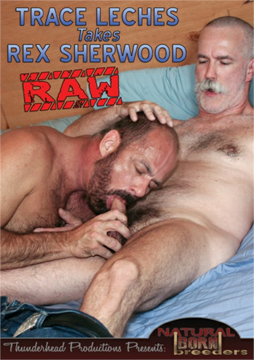Trace Leches Takes Rex Sherwood Raw Boxcover