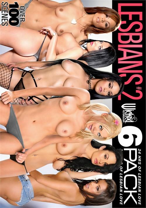 Lesbians #2 6-Pack