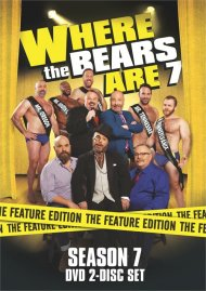 Where The Bears Are: Season 7 gay cinema DVD from 3 Bears Entertainment